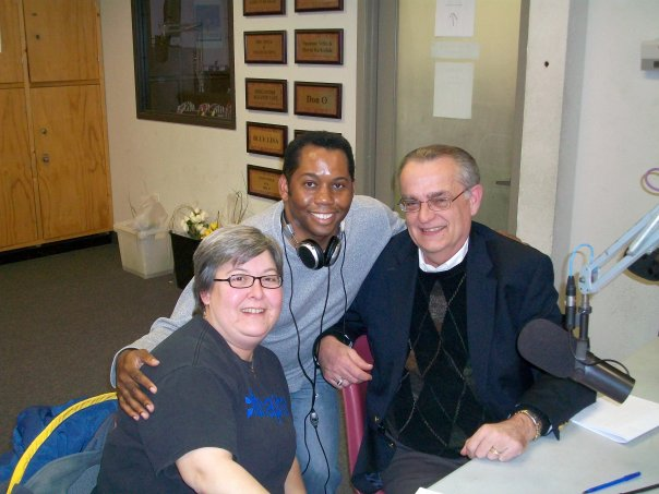 Patti, Lerone and Dave Guy-Gainer
