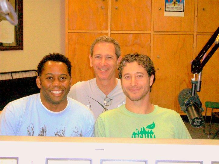 Lerone, David and Randy Potts